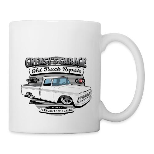 Greasy's Garage Old Truck Repair - Coffee/Tea Mug