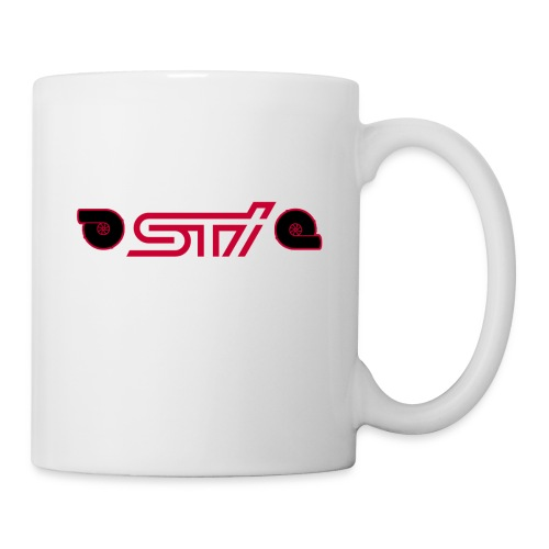 STI W/TURBO - Coffee/Tea Mug