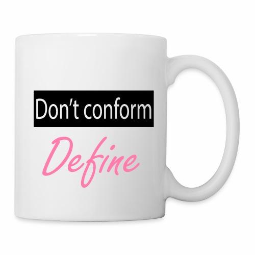 Don't Confirm -- Define! - Coffee/Tea Mug