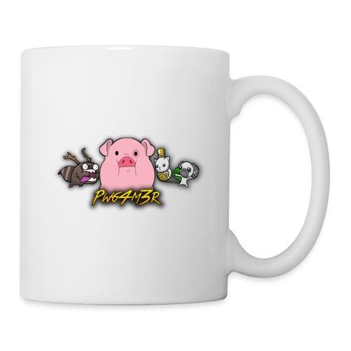 SOLO PARA PWG4M3RS DE CORACAO - Coffee/Tea Mug