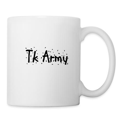 Tk Army - Coffee/Tea Mug