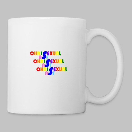 Chrisexual Trisexual - Coffee/Tea Mug