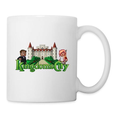 KingdomsCity Logo - Coffee/Tea Mug