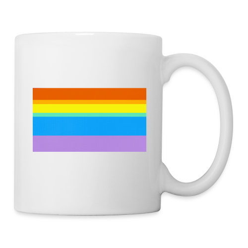 Modern Rainbow II - Coffee/Tea Mug