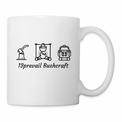 13prevail bushcraft - Coffee/Tea Mug