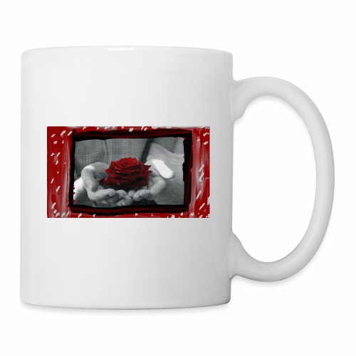 Take A Rose - Coffee/Tea Mug