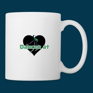 Dancer At Heart (Black Heart) - Coffee/Tea Mug