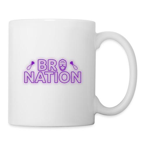 bronationlogo - Coffee/Tea Mug