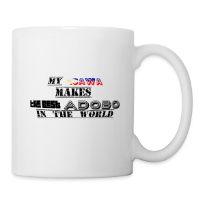 Filipino Statement Shirt - Coffee/Tea Mug