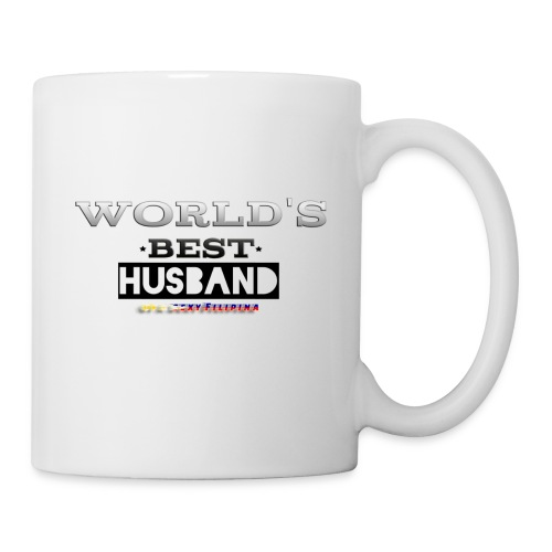 Word's Best Husband - Coffee/Tea Mug