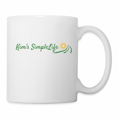 Kim's SimpleLife Tee - Coffee/Tea Mug