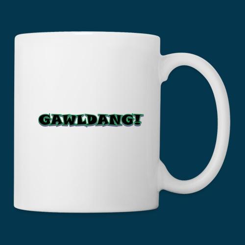 GAWLDANG (Black) - Coffee/Tea Mug
