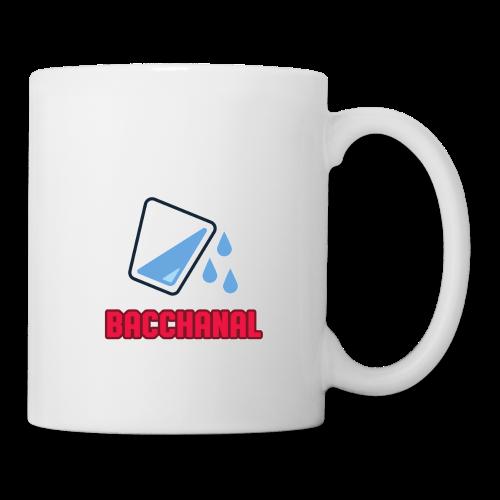 Bacchanal & Water - Coffee/Tea Mug