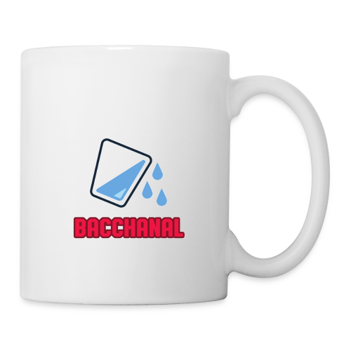 Bacchanal & Water - Coffee/Tea Mug