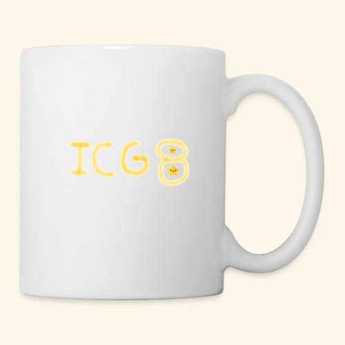 ICG8 with Paint - Coffee/Tea Mug