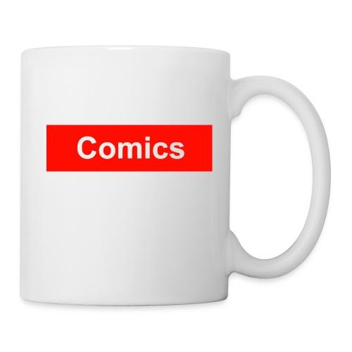 Supreme Comics - Coffee/Tea Mug