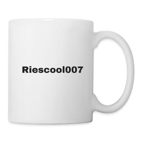 Riescool007 Merch - Coffee/Tea Mug