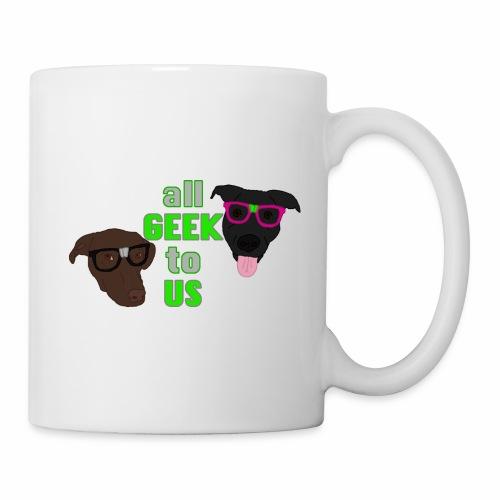 Geeky Dogs - Coffee/Tea Mug