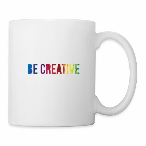be creative - Coffee/Tea Mug