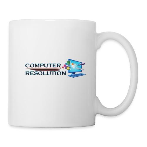 Colored Computer Resolution - Coffee/Tea Mug