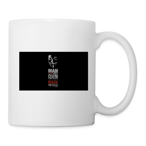 Anonymous tag - Coffee/Tea Mug