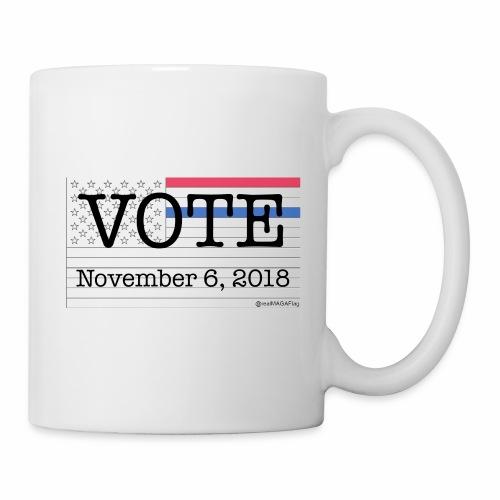 VoteNov62018 - Coffee/Tea Mug