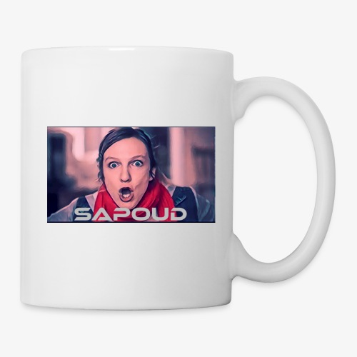 SAPOUD T-shirt - Coffee/Tea Mug