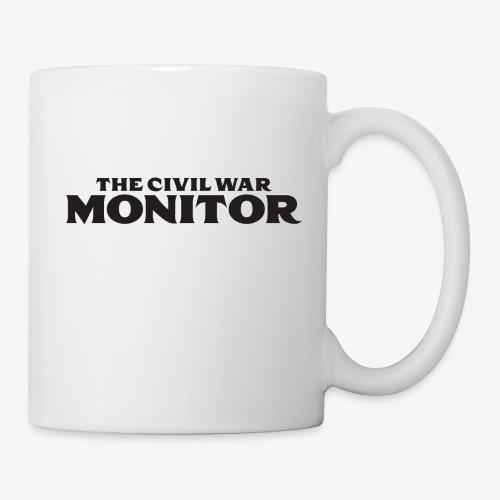 CWM LOGO BLACK - Coffee/Tea Mug
