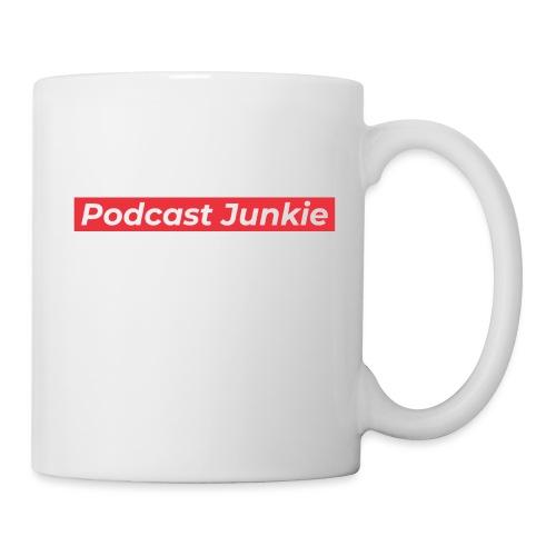 Podcast Junkie - Coffee/Tea Mug