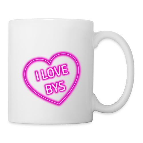 BYS Heart - Coffee/Tea Mug