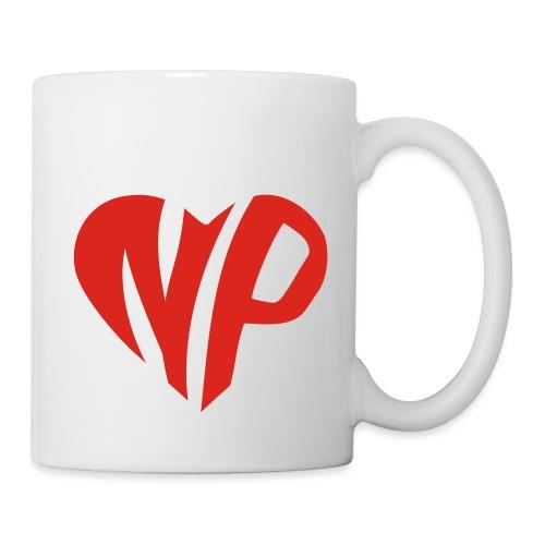 np heart - Coffee/Tea Mug