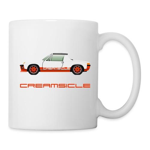 1974 Creamsicle T shirt - Coffee/Tea Mug