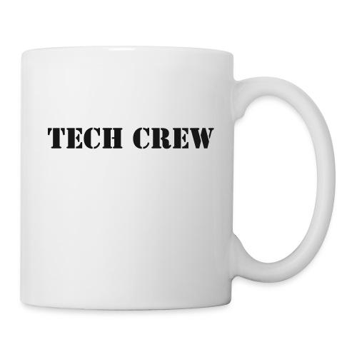 Tech Crew - Coffee/Tea Mug