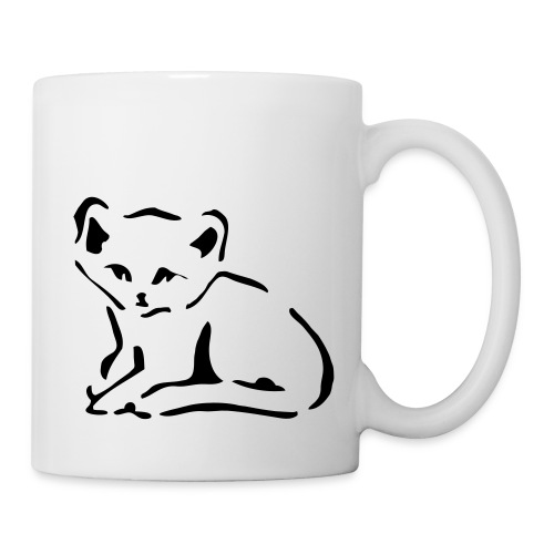 Kitty Cat - Coffee/Tea Mug