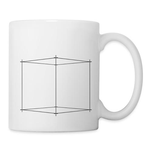cube - Coffee/Tea Mug