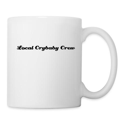 Local Crybaby Crew - Coffee/Tea Mug