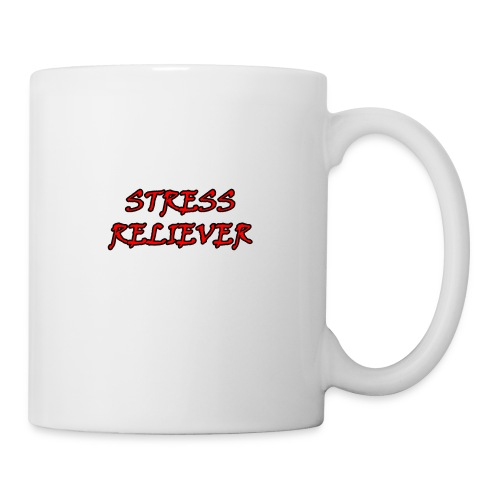 stress_relievers_shirt - Coffee/Tea Mug