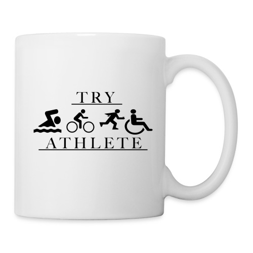 TRY ATHLETE - Coffee/Tea Mug