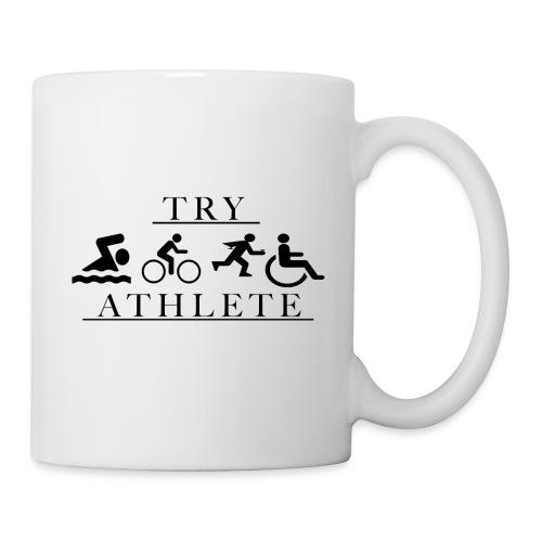 TRY ATHLETE - Coffee/Tea Mug
