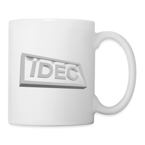 3D IDEC Logo - Coffee/Tea Mug