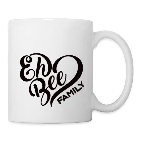 EhBeeBlackLRG - Coffee/Tea Mug