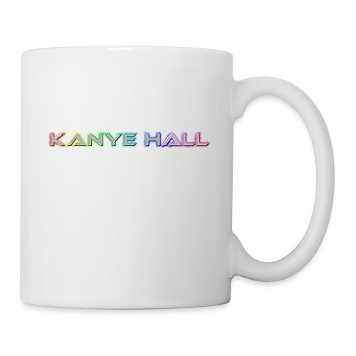 Kanye Hall - Coffee/Tea Mug