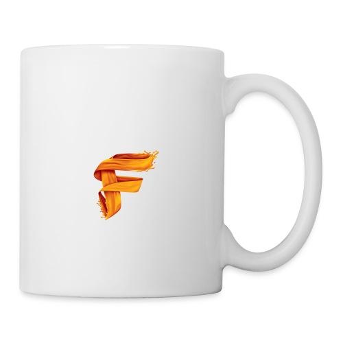 FlameyMC's Logo - Coffee/Tea Mug