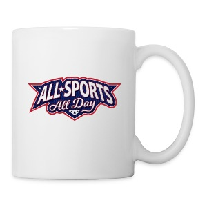 All Sports All Day Logo - Coffee/Tea Mug