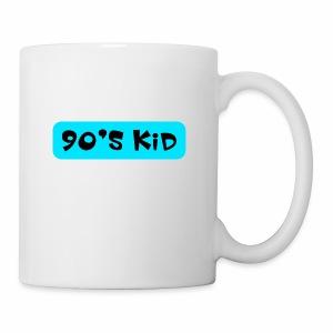 90's KID - Coffee/Tea Mug