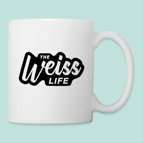 THE WEISS LIFE LOGO - Coffee/Tea Mug