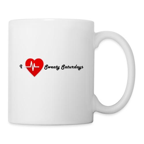 Sweaty Saturdays Valentines addition - Coffee/Tea Mug