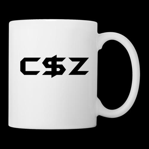 C$Z Black - Coffee/Tea Mug