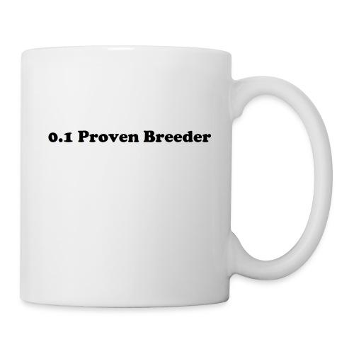 0.1 Proven Breeder - Coffee/Tea Mug