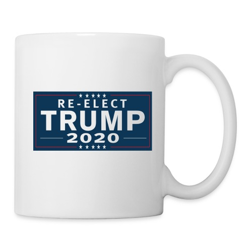 Trump 2020 Merchandise - Coffee/Tea Mug